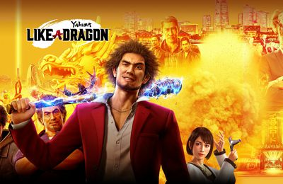 Yakuza: Like a Dragon : la mise ajour disponible sur PlayStation 5