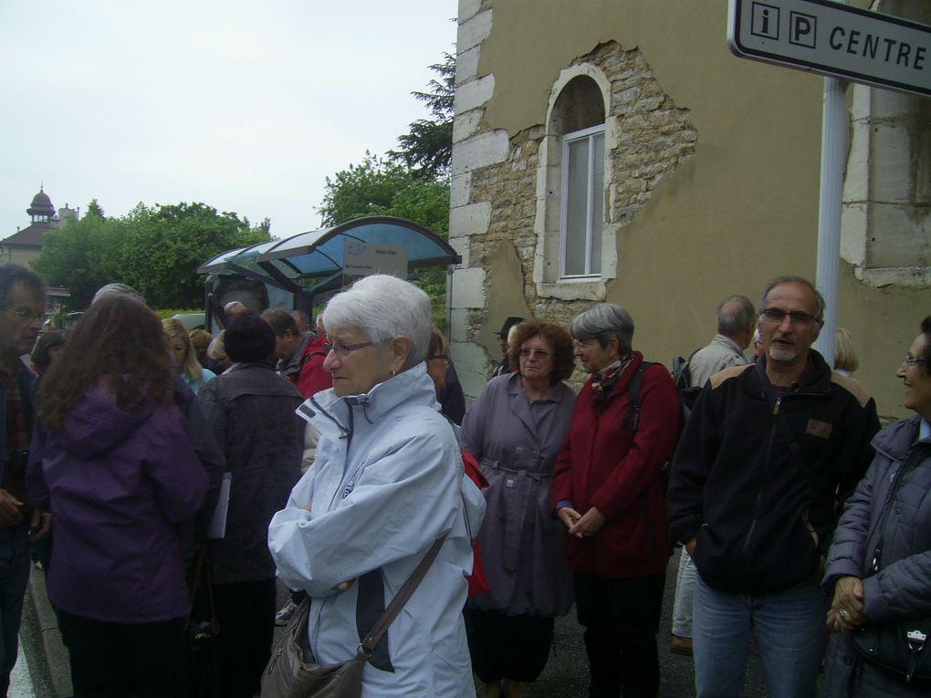 sortie à Bourg en Bresse juin 2013