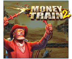 machine a sous mobile Money Train 2 logiciel Relax Gaming