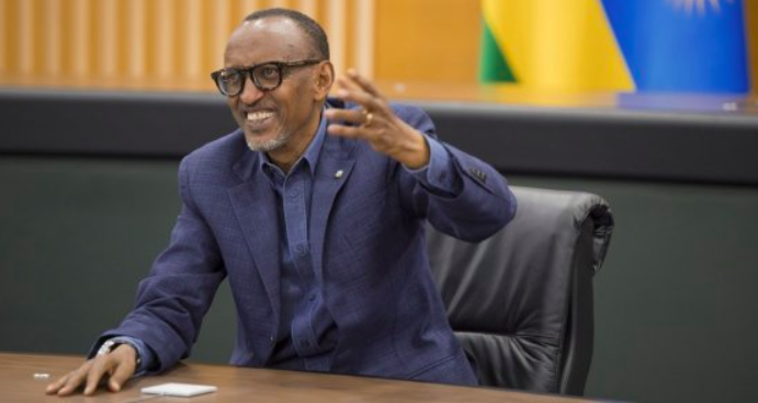 Emperor Paul Kagame: The Mouse Impersonating a Lion | ZeHabesha