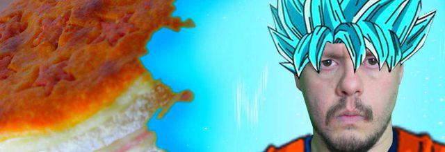 Recette de Geek #7 : Croque-Monsieur Dragon Ball + Analyse épisode 127 dbs !