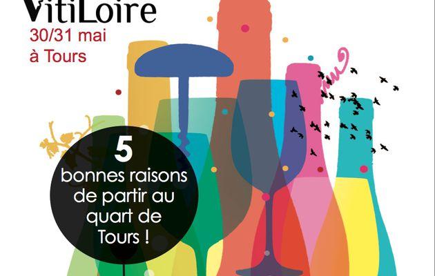 Entre découverte viticole et city-break en Touraine