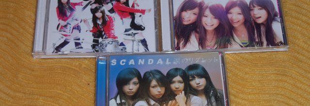 Singles 02 : SCANDAL