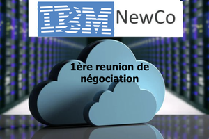 1ere reunion CSP Accord de Transition NewCo