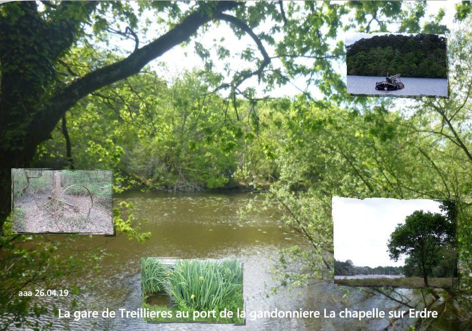 """les """"12 Km"""" à Trellieres"""