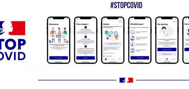 Mobile : l'énorme bide de l'application mobile StopCovid en France