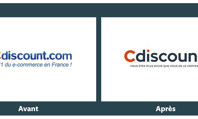 Branding : Cdiscount change le look de son logo