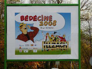 ILLZACH - Bédéciné 2008 les 15 & 16 novembre !