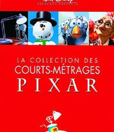 Pixar, la collection des courts-métrages : volume 1