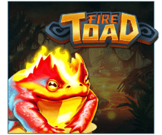machine a sous mobile Fire Toad logiciel Play'n Go