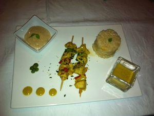 RECETTE : Curry de poulet revisité