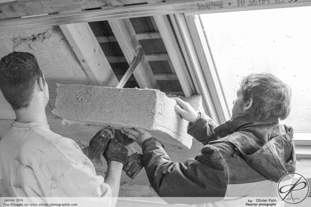 Photographe pour suivi de chantier à tours