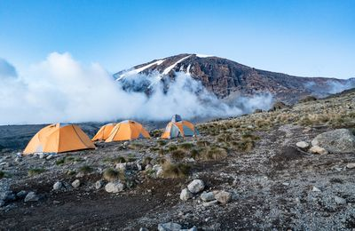 Mount Kilimanjaro: An Eventful Journey