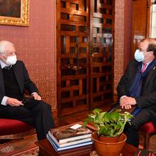 Programme majeur de coopération entre le Pérou et l'Argentine
