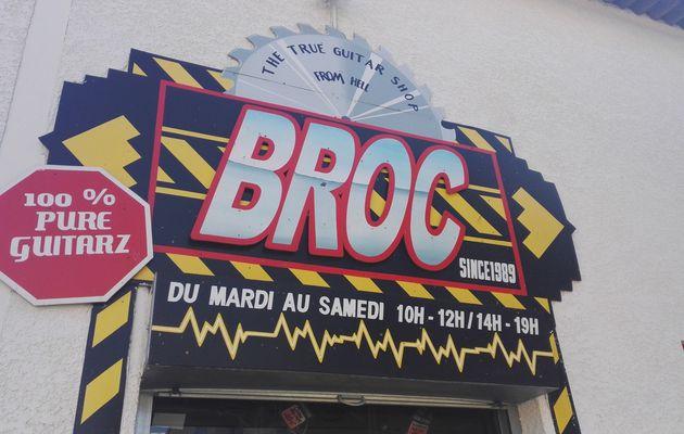 Reportage : périple à Broc Music à Nîmes