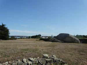 Morbihan - Locmariaquer - Les mégalithes