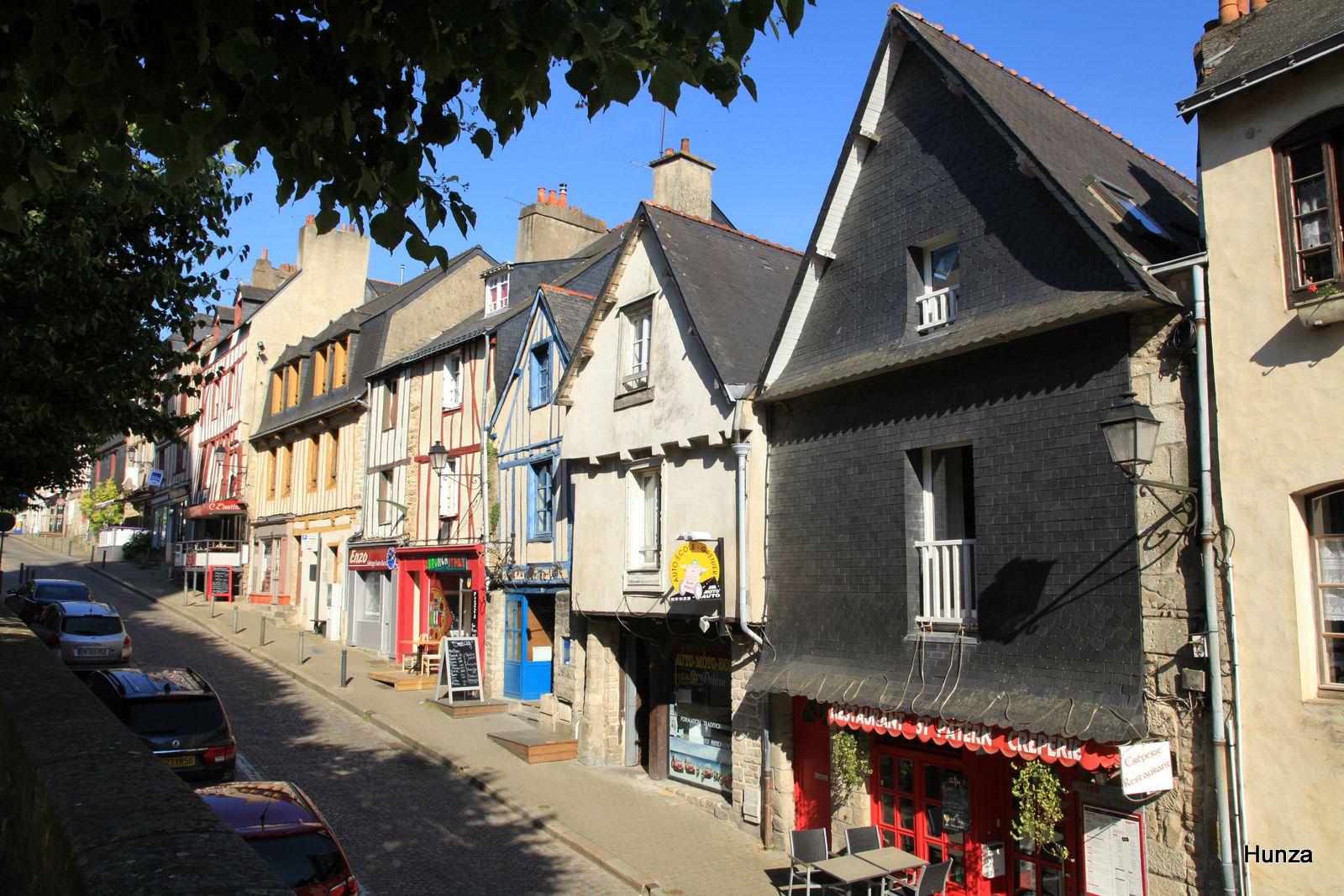 Vannes, rue Saint-Patern