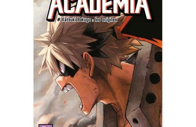 Avis manga kioon : My Hero Academia :  tome 7