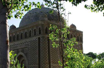 Mausolée d'Ismail Samani a Boukhara