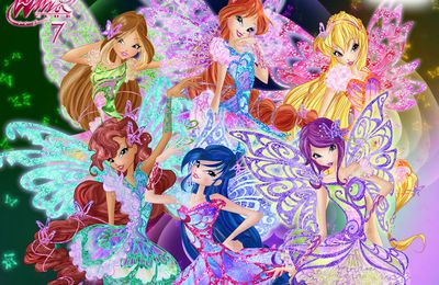 Winx Club (saison 7) - Arc Butterflix