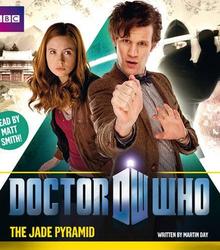 Doctor Who - The Jade Pyramid - Martin Day
