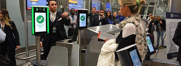 L'enregistrement par reconnaissance faciale désormais disponible depuis l'Aéroport International de Miami (MIA)