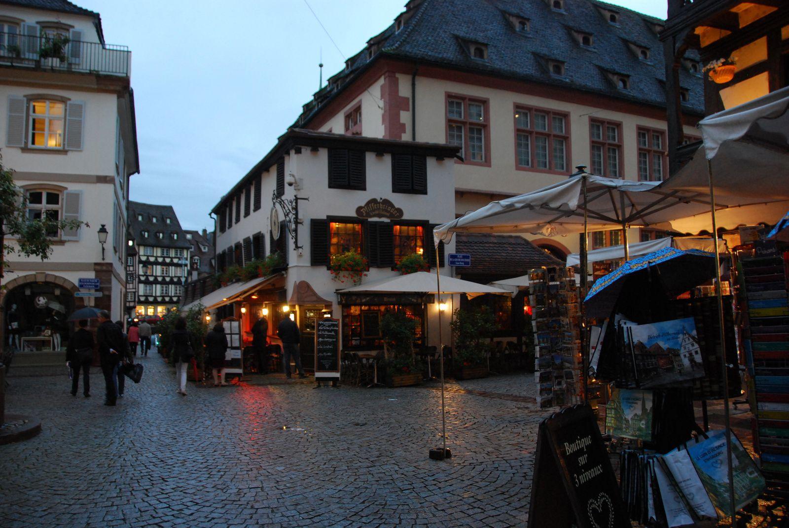 Strasbourg / 2013 / Il est 08h38, nous sommes le 23 Février 2021