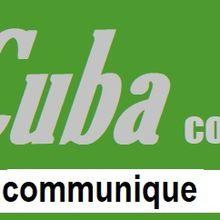 Cuba coopération : nouveautés depuis le 30 juillet