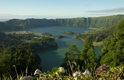 Les Açores - Août 2012