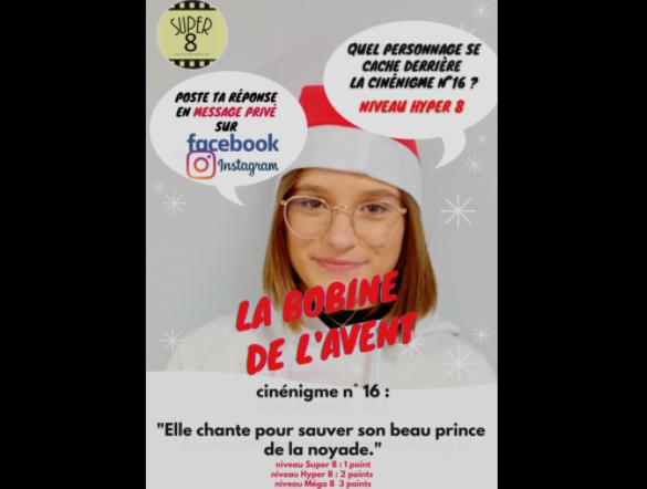 LA BOBINE DE L'AVENT ENFIN REVELEE!