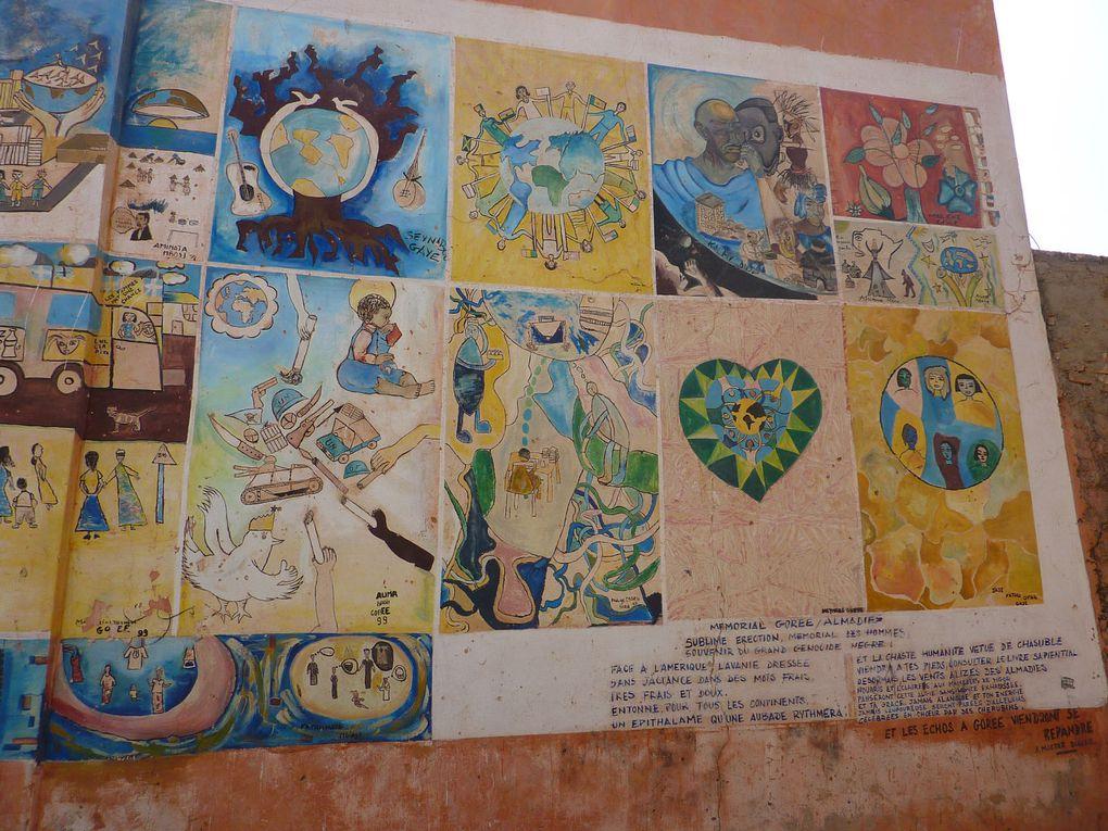 Dakar-Gorée-Ziguinchor