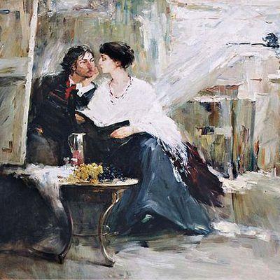 Anna Akhmatova - Nous ne boirons pas dans le même verre... - Не будем пить из одного стакана