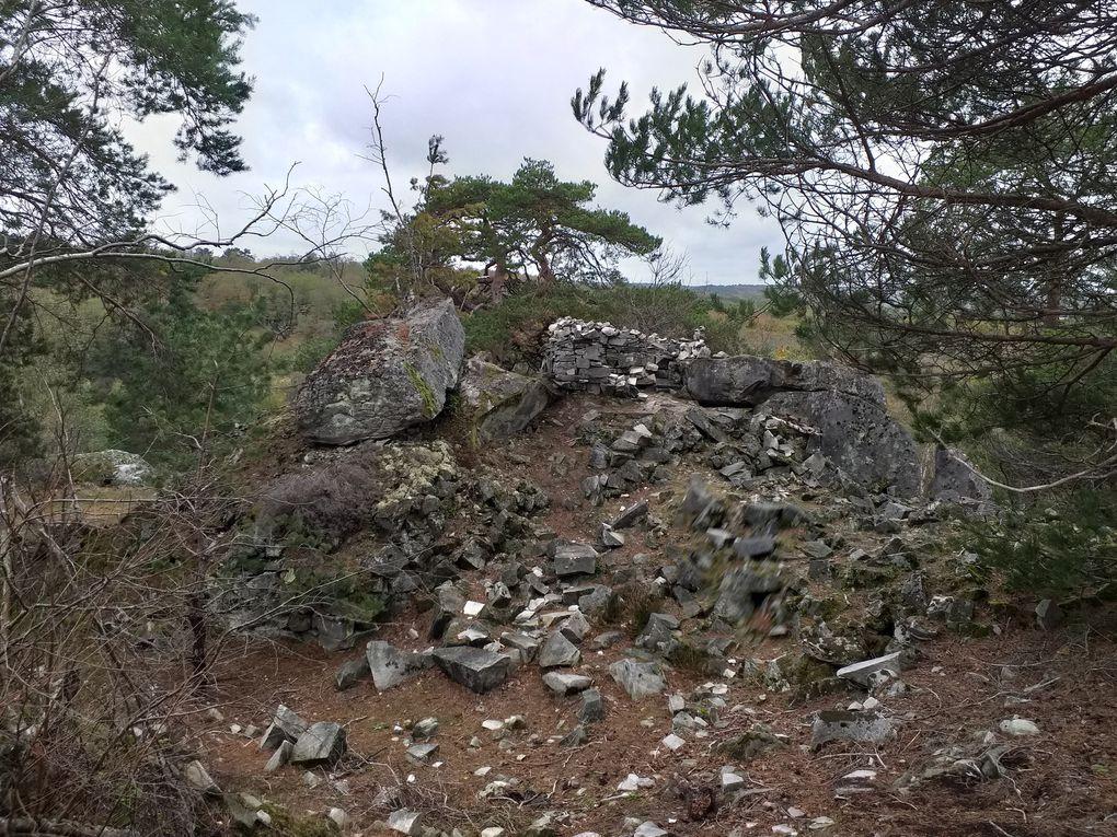 La grotte du père-noël rando du 6 juin