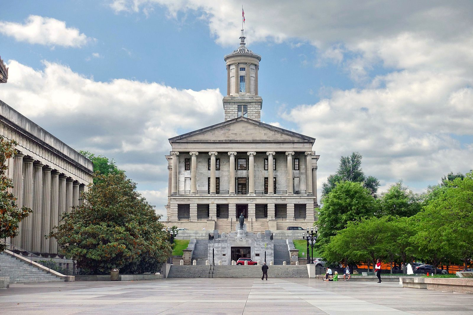 Nashville Tennessee State Capitol