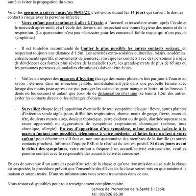 Néerlandais - Documents fournis par Mme Kay ...