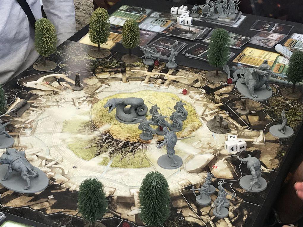 il y en a pour tous les gouts et en avant premiere les jeux monolith Jeanne d'Arc et 7eme continent