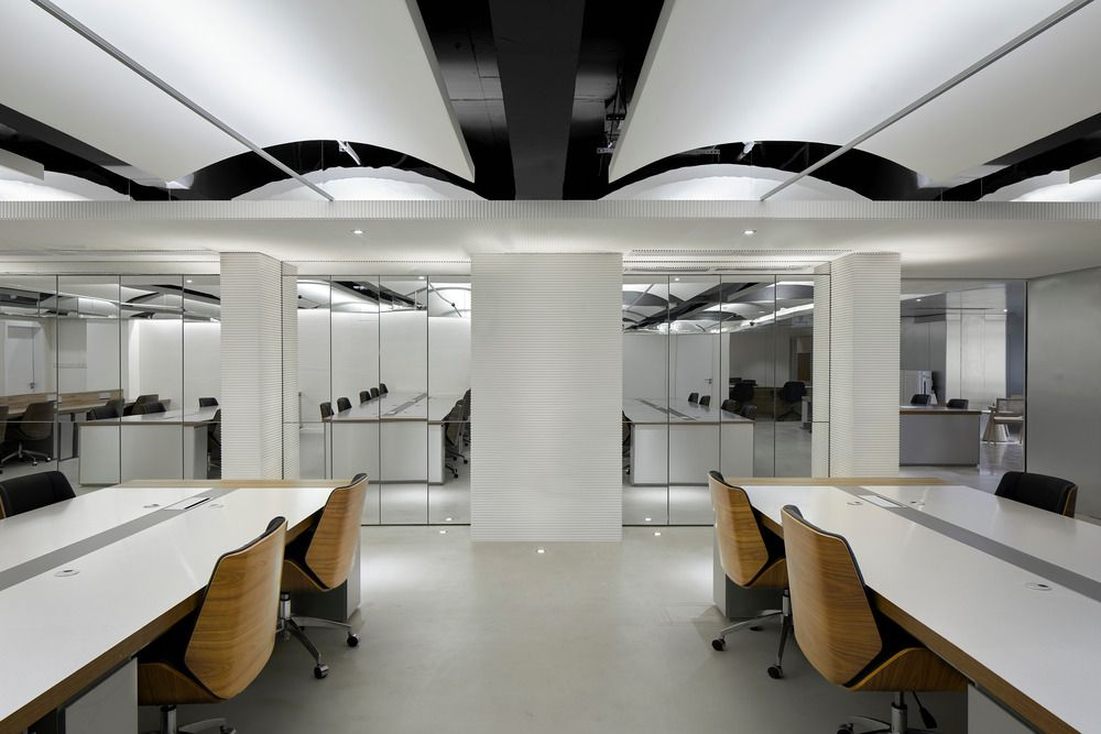 QIN GROUP CHENGDU OFFICE DESIGNED BY STUDIO DOTCOF
