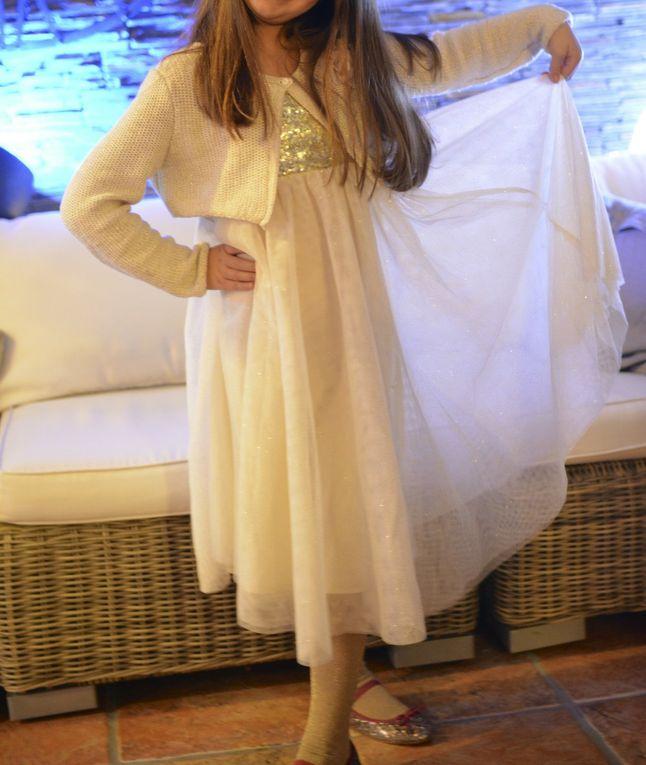 Des habits et des chaussures pour filles (de 2 à 6 ans)