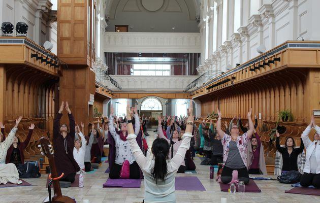 Le Yin Yoga, c'est quoi ?