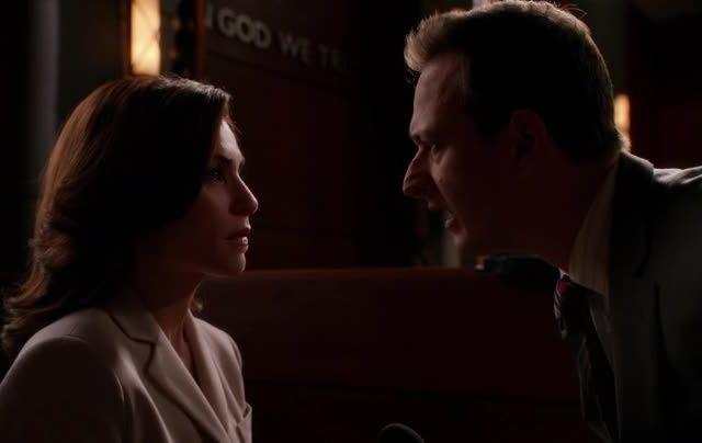Critiques Séries : The Good Wife. Saison 5. Episode 10.
