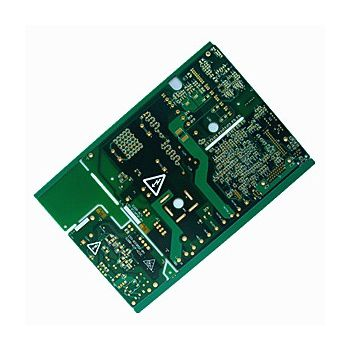 PCB Board Have Components Which Are Soldered Towards Combined With Jumper Wire