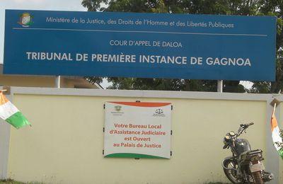 Gagnoa : Un redoutable gang mis aux arrêts