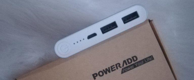 Chargeur Batterie Portable Poweradd