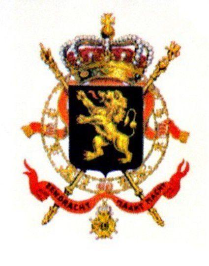Le bureau national de l'UGF en Belgique en 2013 et 2014.