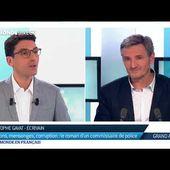 Christophe Gavat : Trahisons, mensonges, corruption, le roman d'un commissaire de police