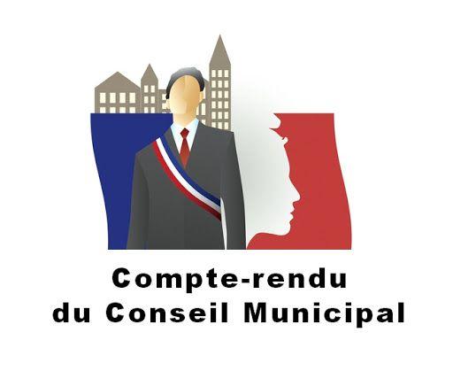 Compte-rendu - Conseil Municipal du 05 octobre 2020