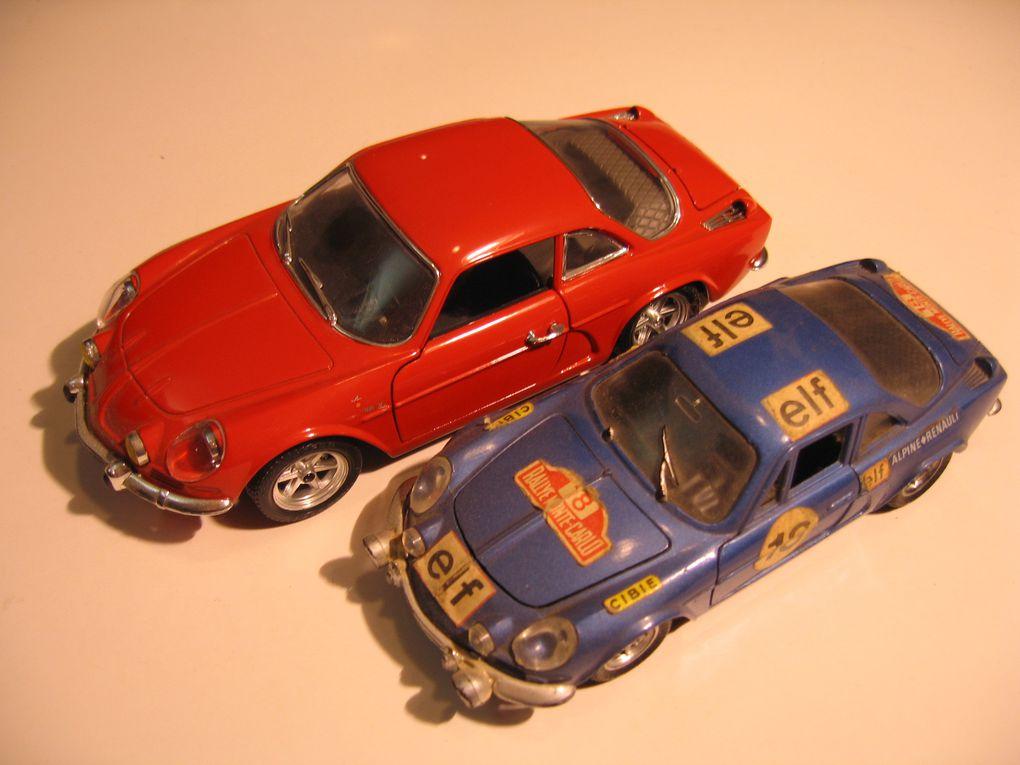 Photos Alpine Renault et modèles réduits