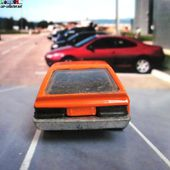 DODGE OMNI 024 COULEUR ORANGE HOT WHEELS 1/64 - car-collector.net