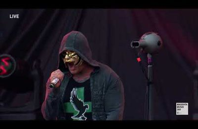 HOLLYWOOD UNDEAD live complet au Rock Am Ring 2018
