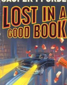 Jasper Fforde - Lost in a Good Book (Thursday Next, B2)
